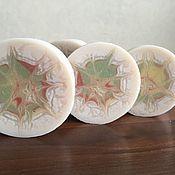 Мыло ручной работы. Ярмарка Мастеров - ручная работа Груша в карамели. Handmade.