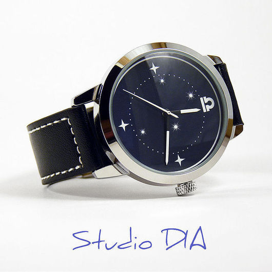 Дизайнерские Часы Знак Зодиака Весы. Студия Дизайнерских Часов DIA.