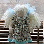 Куклы и игрушки ручной работы. Ярмарка Мастеров - ручная работа Вальдорфская кукла Неженка. Handmade.