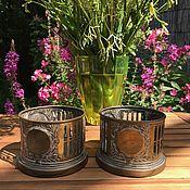Винтаж handmade. Livemaster - original item Vintage brass candlesticks, 2 PCs, Holland.. Handmade.