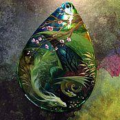 Украшения ручной работы. Ярмарка Мастеров - ручная работа Драконья весна. Handmade.