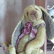 Тедди кролик Garden flower