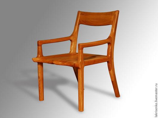 Мебель ручной работы. Ярмарка Мастеров - ручная работа. Купить Стул в стиле Сэма Малуфа. Handmade. Стул из массива дерева