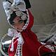 Коллекционные куклы ручной работы. Ярмарка Мастеров - ручная работа. Купить OOAK Ever After High Красная шапочка. Handmade.