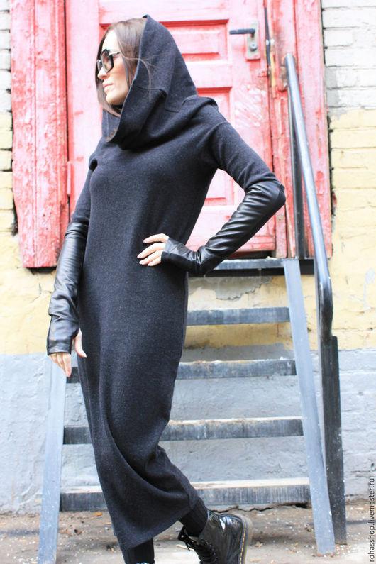 Платье туника на зиму купить