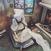 "Куклы и пупсы ручной работы. Ярмарка Мастеров - ручная работа Куклы: ""Золушка"". Handmade."