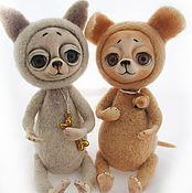Куклы и игрушки ручной работы. Ярмарка Мастеров - ручная работа Чихуашки. Handmade.