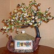 Сувениры и подарки ручной работы. Ярмарка Мастеров - ручная работа Конфетное дерево. Handmade.