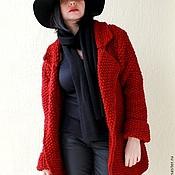 Одежда ручной работы. Ярмарка Мастеров - ручная работа Пальто Oversize. Handmade.