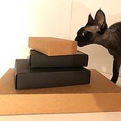 Подарочные коробки ручной работы. Ярмарка Мастеров - ручная работа Подарочные коробки: коробка. Handmade.