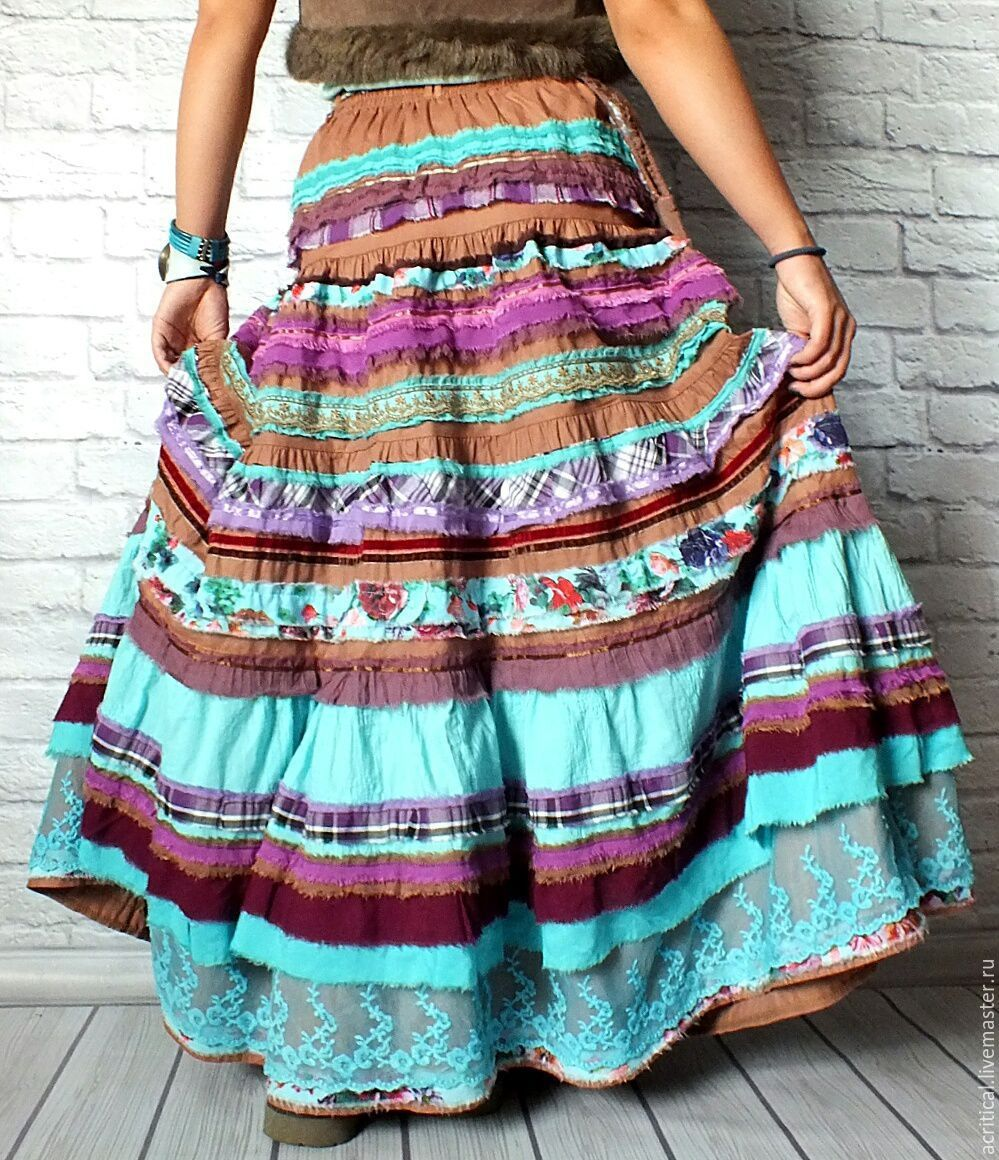 A little different combination of colors, more vivid accents and the other is lace.