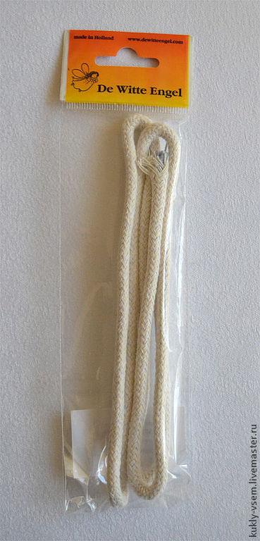 Проволочный шнур для каркаса кукол