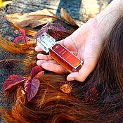 Косметика ручной работы handmade. Livemaster - original item Autumn Witch Essential Essence. Handmade.