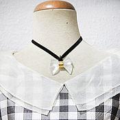 Винтаж ручной работы. Ярмарка Мастеров - ручная работа Платье Modemoiselle Copan. Handmade.