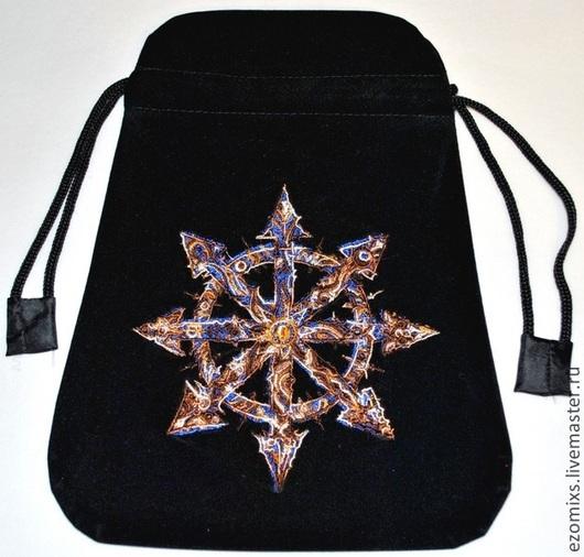 Гадания ручной работы. Ярмарка Мастеров - ручная работа. Купить Магический мешок Звезда Мироздания. Handmade. Карты, магия, магический