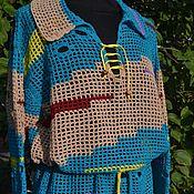 Одежда handmade. Livemaster - original item Tunic knitted