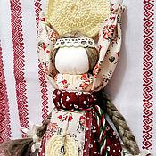 Куклы и игрушки ручной работы. Ярмарка Мастеров - ручная работа Кукла Масленница. Handmade.
