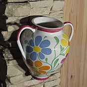 Для дома и интерьера handmade. Livemaster - original item Wall vase