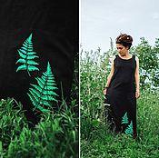 """Одежда ручной работы. Ярмарка Мастеров - ручная работа Платье """"В поисках цветенья"""". Handmade."""