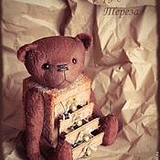 Куклы и игрушки ручной работы. Ярмарка Мастеров - ручная работа Комодик Тедди. Handmade.