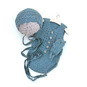 Body2 handmade. Livemaster - original item Bodysuit beanie toy for newborn photo shoot. Handmade.