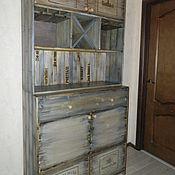 Для дома и интерьера ручной работы. Ярмарка Мастеров - ручная работа Бар-буфет, винный шкаф. Handmade.