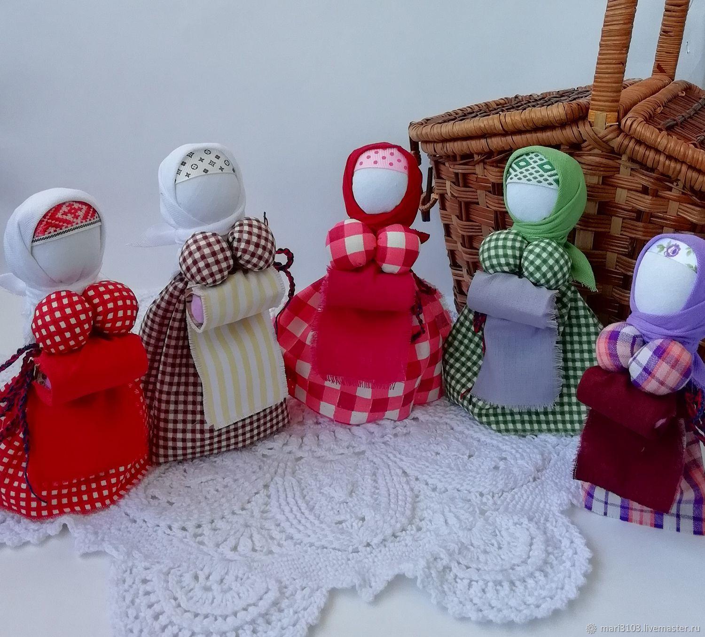 Doll pregnancy, Folk Dolls, Vyazma,  Фото №1