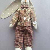 """Куклы и игрушки ручной работы. Ярмарка Мастеров - ручная работа Заяц """"Джек"""". Handmade."""