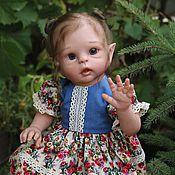 Куклы и игрушки ручной работы. Ярмарка Мастеров - ручная работа Selene. Молд Луна. Handmade.