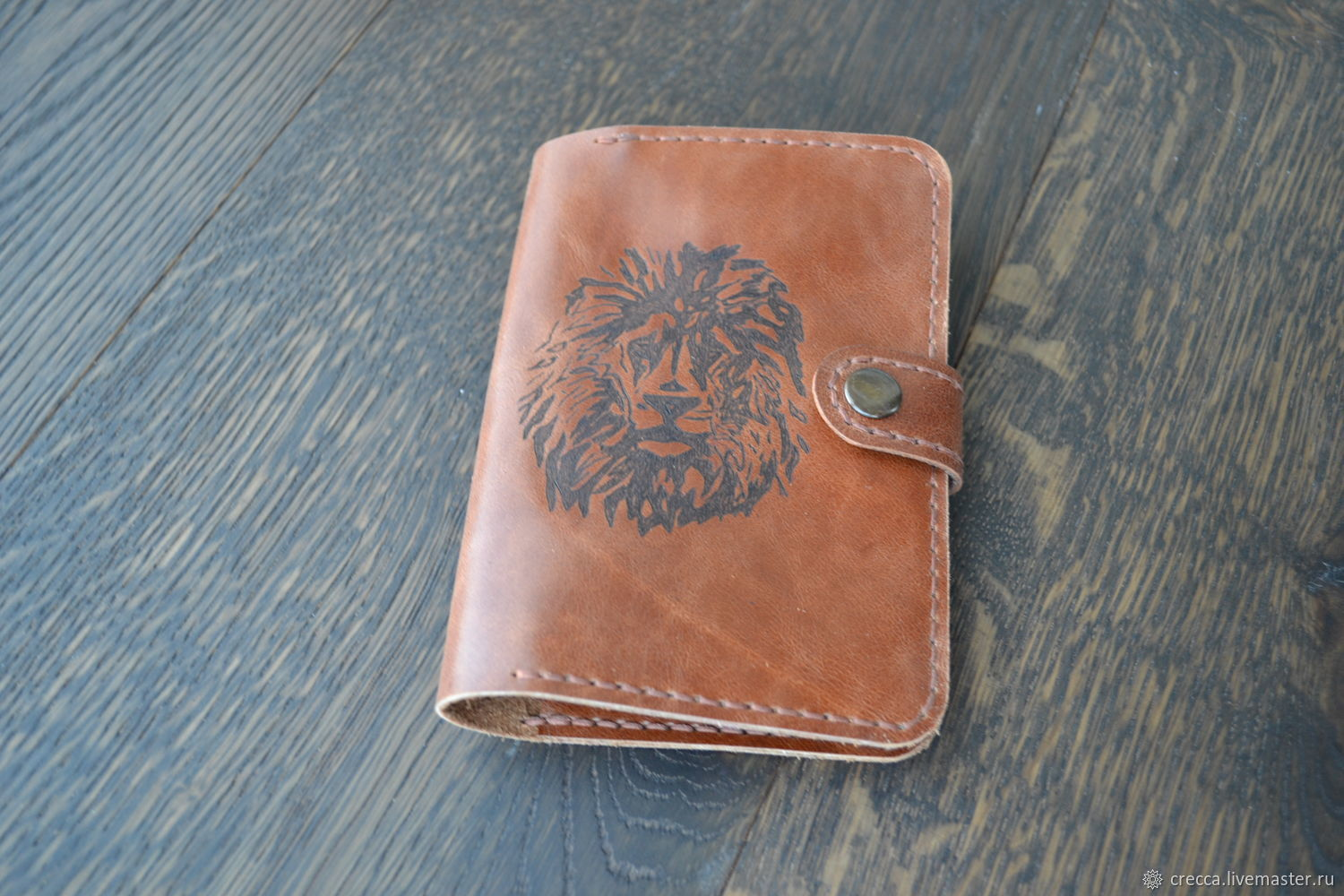 Passport cover leather, Cover, Moscow,  Фото №1