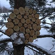 Картины и панно ручной работы. Ярмарка Мастеров - ручная работа Деревянное пано. Handmade.