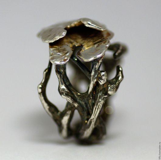 """Кольца ручной работы. Ярмарка Мастеров - ручная работа. Купить Кольцо """"Инь"""".. Handmade. Инь, женское"""