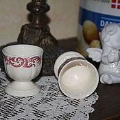 Винтаж handmade. Livemaster - original item stand an egg / an egg-cup. the valeria series from villeroy boch.. Handmade.
