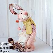 Куклы и игрушки ручной работы. Ярмарка Мастеров - ручная работа крольчиха Аяша. Handmade.