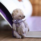 Мишки Тедди ручной работы. Ярмарка Мастеров - ручная работа Лавандик. Handmade.