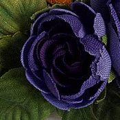 Украшения ручной работы. Ярмарка Мастеров - ручная работа Браслет «Виолетт». Handmade.