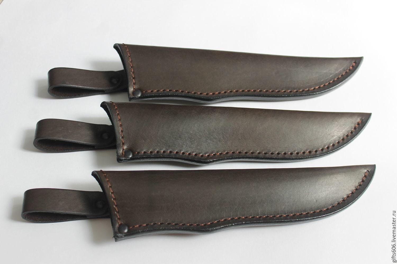 кожаные ножны для ножа самодельные фото считает, что