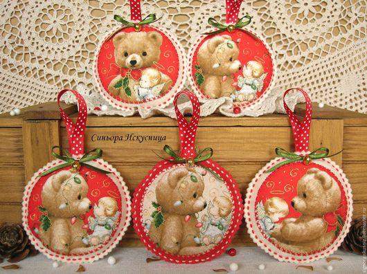 Подарки для влюбленных ручной работы. Ярмарка Мастеров - ручная работа. Купить Валентинки из фетра и ткани Тебя люблю. Handmade.
