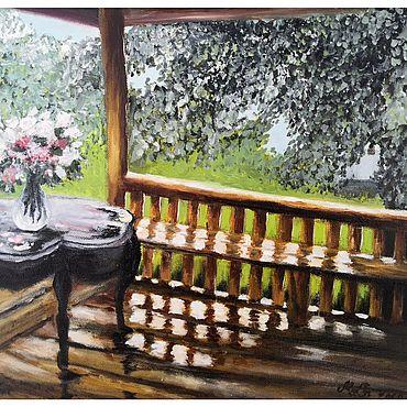 картинки герасимова после дождя ураза-байрама мусульмане