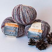 Материалы для творчества handmade. Livemaster - original item Lineapiu yarn Colors, wool, Italy. Handmade.