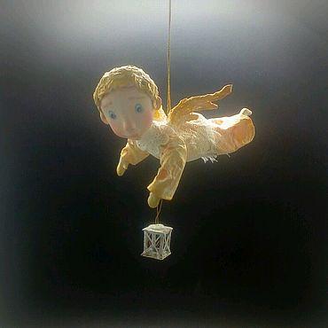 Куклы и игрушки ручной работы. Ярмарка Мастеров - ручная работа Несущий свет. Handmade.