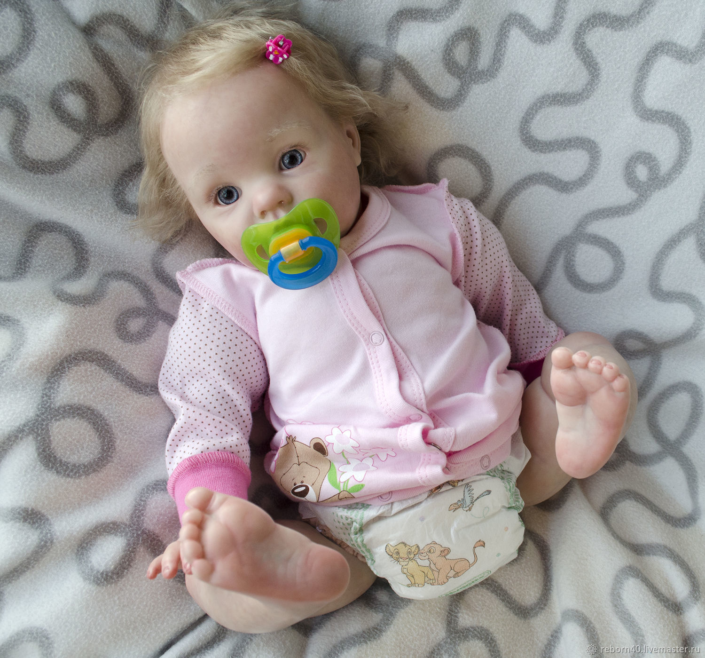 8c13f085d5b7 Baby Dolls   Reborn Toys handmade. Livemaster - handmade. Buy Doll reborn  Michelle.