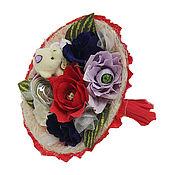 """Цветы и флористика ручной работы. Ярмарка Мастеров - ручная работа Букет из конфет """"Альфа"""". Handmade."""