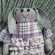 Куклы и игрушки ручной работы. Ярмарка Мастеров - ручная работа задумчивый заяц. Handmade.