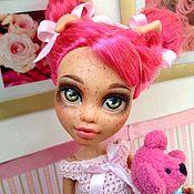 Куклы и игрушки ручной работы. Ярмарка Мастеров - ручная работа кукла Дариночка. Handmade.
