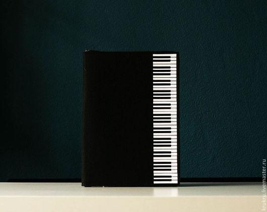 Папки для бумаг ручной работы. Ярмарка Мастеров - ручная работа. Купить Папка для бумаг Музыкальная. Handmade. Папка для бумаг, музыканту