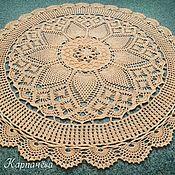 Для дома и интерьера handmade. Livemaster - original item Tablecloth Grand. Handmade.