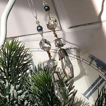 Для дома и интерьера ручной работы. Ярмарка Мастеров - ручная работа Eлочное украшение. Handmade.