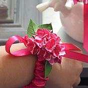 Свадебный салон ручной работы. Ярмарка Мастеров - ручная работа Браслет. Handmade.