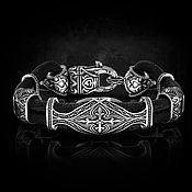 Украшения handmade. Livemaster - original item The bracelet is hard:Stylish antique bracelet. Handmade.